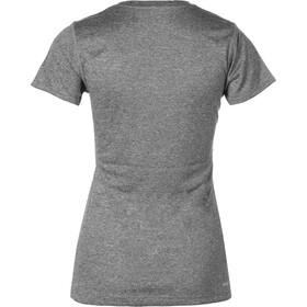 New Balance Hardloop T-Shirt Dames, black heather